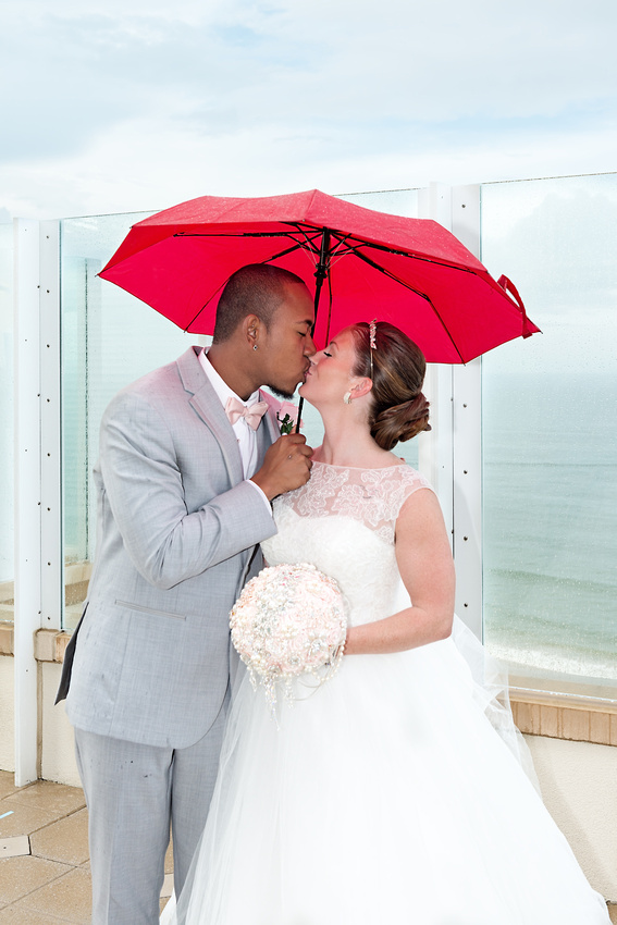 Kierstyn Peterson Photography captures the engagement and wedding photos for a beautiful couple in Virginia Beach, VA.